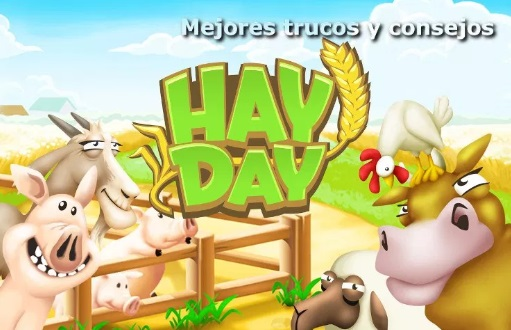 tutorial y trucos hay day